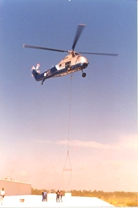 External Loads for Air Lift and HeliCrane